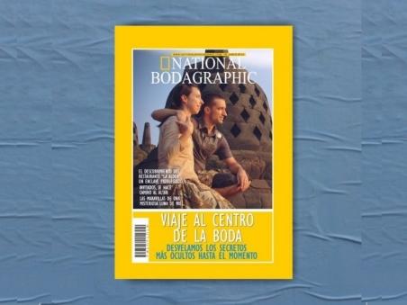 Invitación de boda - NATIONAL BODAGRAPHIC  (Mil.6)