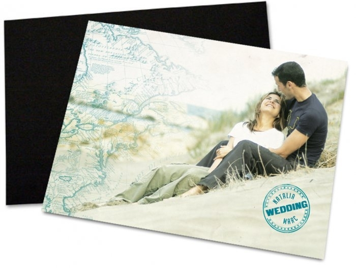 Invitación de boda - POSTAL 2