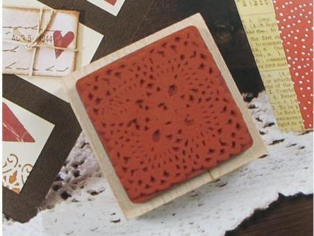 Sello Redondo Scrap [9601]