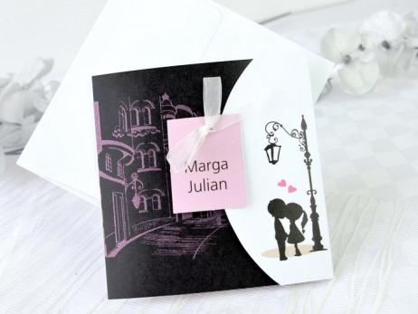 Invitación de boda - PAREJITA    (A64932)