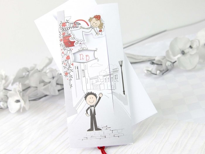 Invitación de boda - ACREA 60227