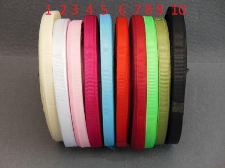 CINTA CON TEXTURA colores de 6mm