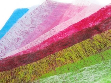 FISELINA POR METROS todos los colores  ref. F5
