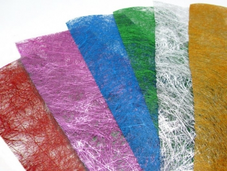 FISELINA METALIZADA POR METROS todos los colores