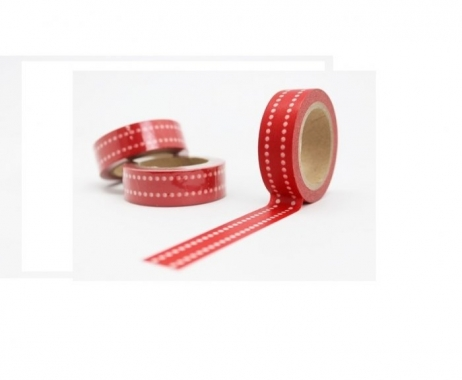 Cinta adhesiva Washi Tape 15mm x 10 metros DS-140