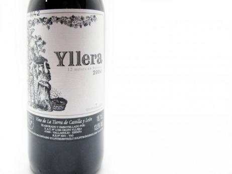 Detalle de boda - BOTELLA DE VINO YLLERA (CASTILLA Y LEÓN)