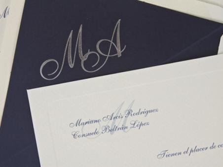 Invitación de boda - ES 326