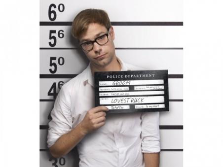 CARTEL PARA PHOTOCALL  Arrestado