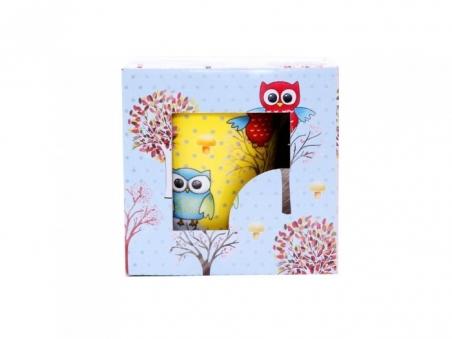 """Detalle de boda - TAZA """"OWL"""" EN CAJA ref.2666"""