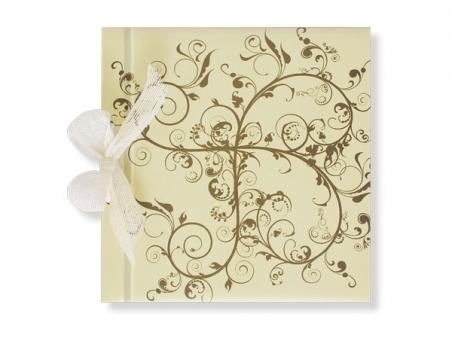 Libro de firmas - ORNAMENTACION FLORAL