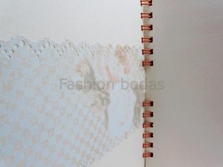 Libro de firmas - JARDÍN DE ROSAS