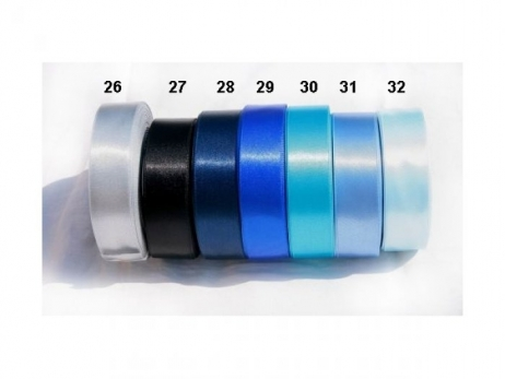 CINTA DE SATÉN / RASO 25mm (4)  ref. CS25