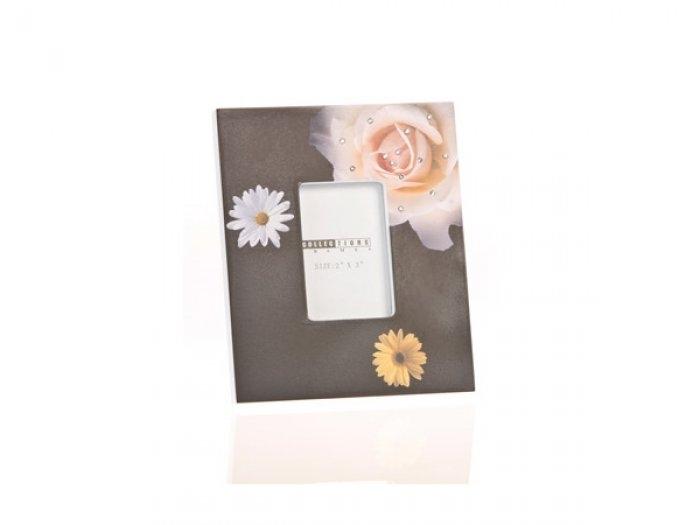 Detalle de boda - PORTAFOTOS MADERA FLOWER  (ref. 2224)