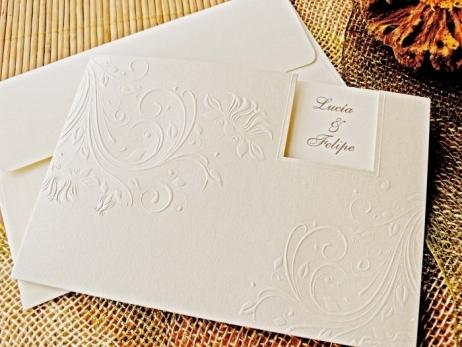 Invitación de boda - ELEGANTE PERLA   (CARD 32738)