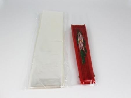 Bolsitas de celofán de 27 x 6,5 cm