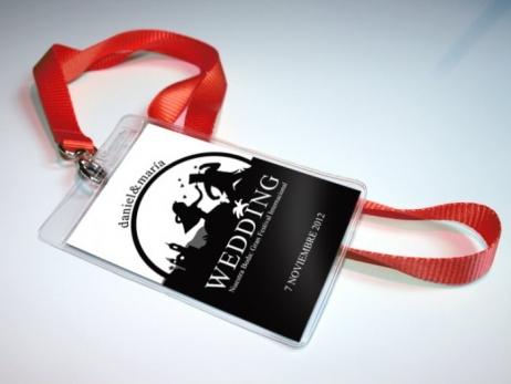 Invitación de boda - PASE VIP 1