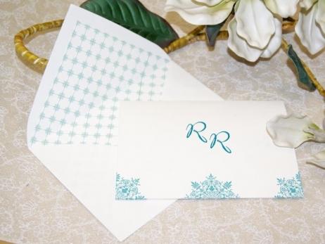 Invitación de boda - CLÁSICA 4120 Doble