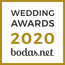 Fashion Bodas M&A, ganador Wedding Awards 2020 Bodas.net